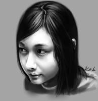 Self Portrait by Shorai-san