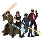KoTOR Characters