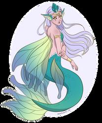Mermay 2019 - Fairy by Hazelmutt