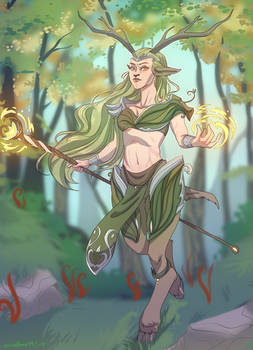 Order of the Dryads