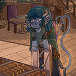 Jester Lavore ft. Pastries