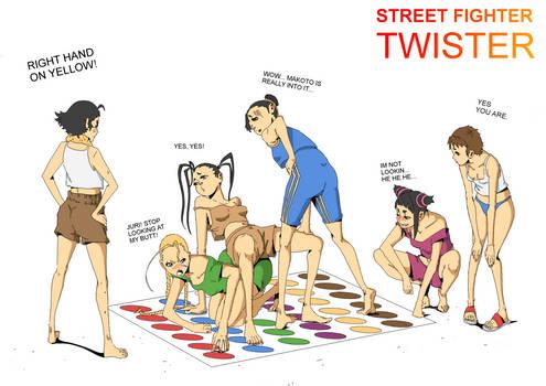 Street Fighter Twister