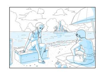Summer by ShinigamiRyuku