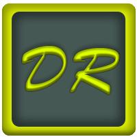 New DR Logo by DoppeltesRisiko