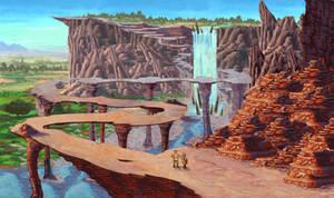 Devil's Falls by Jimbeanus