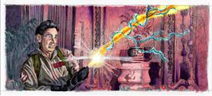 Ghostbusters - Nice Shootin Tex