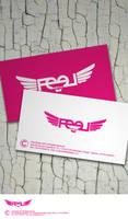 Feel Design V Card