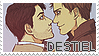 DESTIEL - stamp by Lilly225