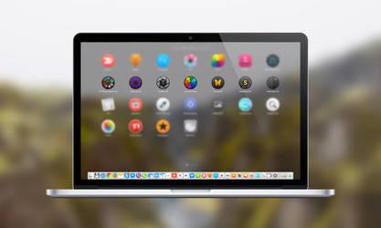 MacPhun Creative Kit 2016 icons by TigerCat-hu