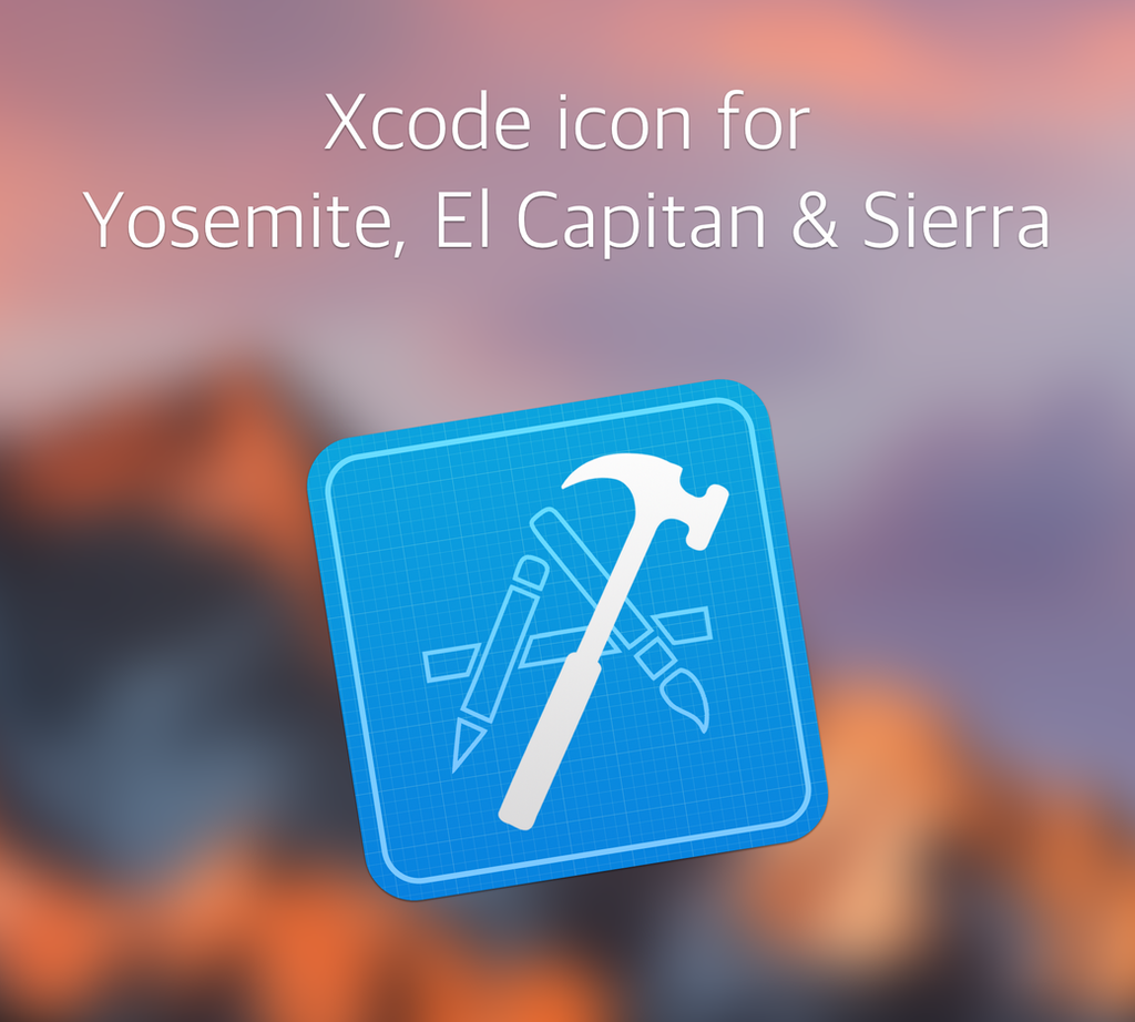 xcode icon for macos by tigercathu on deviantart