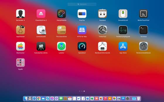 Big Sur icons preview #3