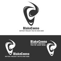 New BlakeCeeno Logotype by BlakeCeeno