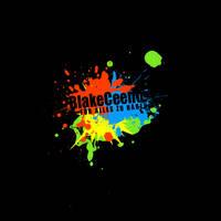 BlakeCeeno Splash Black by BlakeCeeno