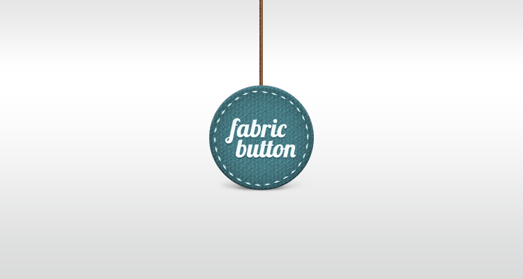 Free PSD Fabric Button by BlakeCeeno