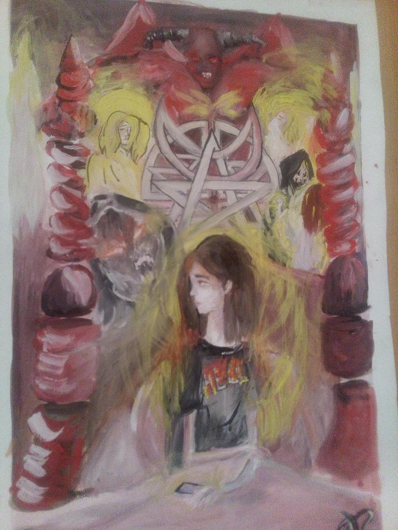 terrible dreams by Bigblackblade