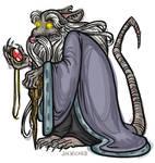 Nicodemus from the Secret of NIMH