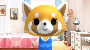 Retsuko Says Hi to You