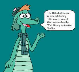 The Ballad of Nessie Celebreates 10th Anniversary