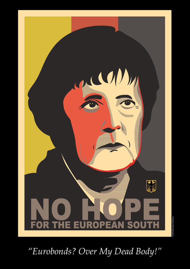 No Hope for the European South by berhoff
