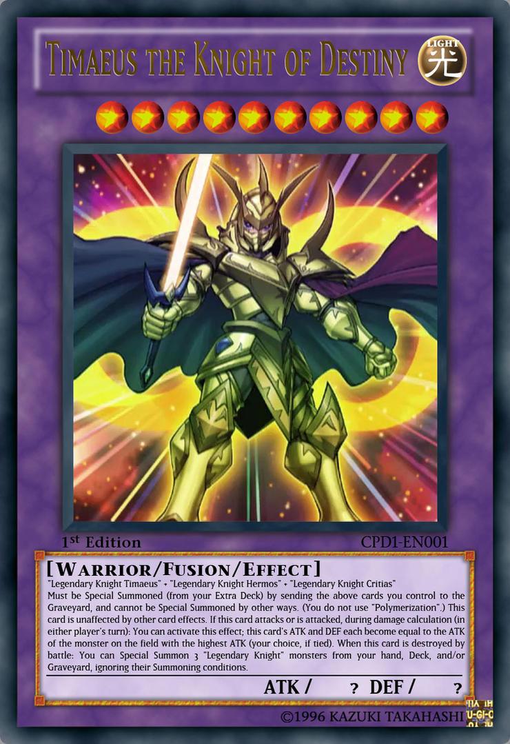 Timaeus the Knight of Destiny by JAM4077 on DeviantArt