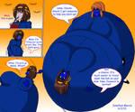 [Request] Bonus Page - Haruhi's Blueberry Costume