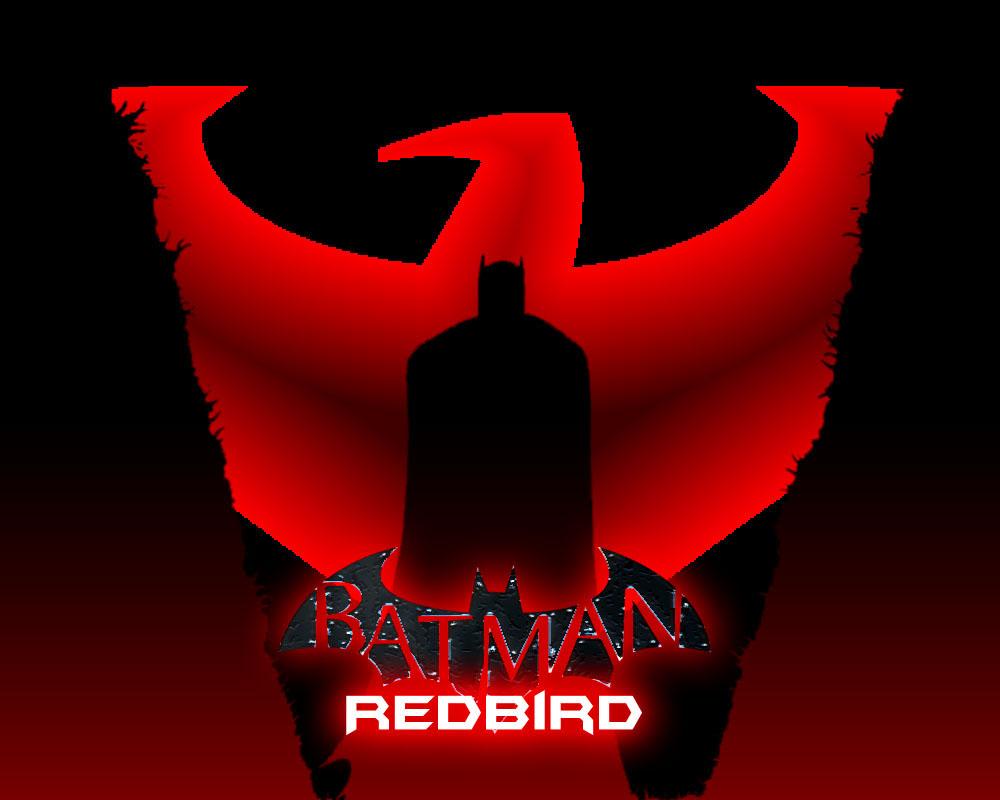 Batman Redbird By Jam4077 On Deviantart