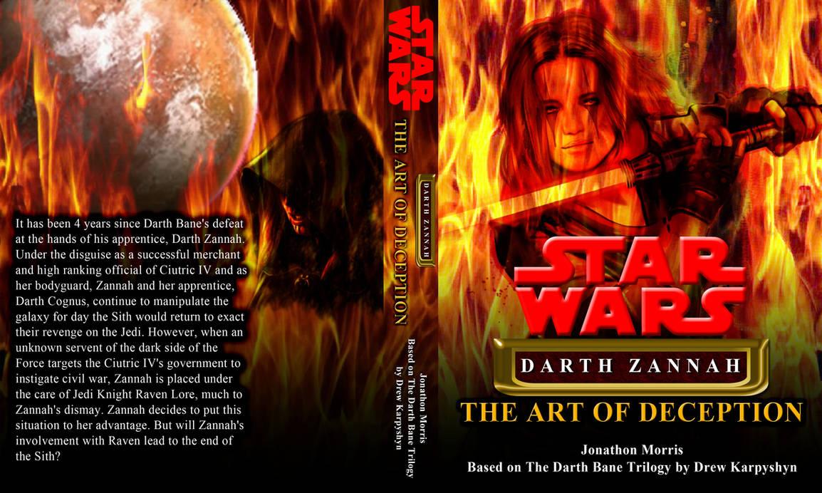 Star Wars Darth Zannah - The Art of Deception