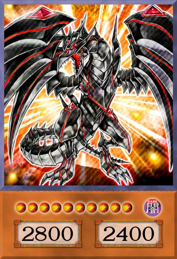RedEyes Black Metal Dragon anime  YuGiOh!