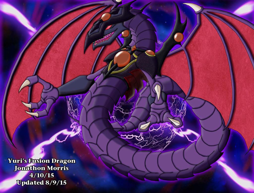 Yuri's Fusion Dragon (Artwork) by JAM4077