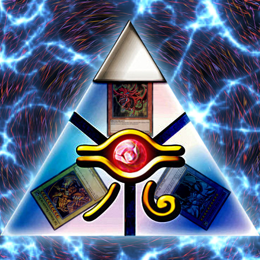Curse Of The Pyramid Of Light Artwork By JAM4077 ...