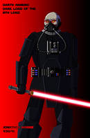 Darth Armero, Dark Lord of the Sith by JAM4077