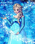 [Request] Pregnant Elsa 2