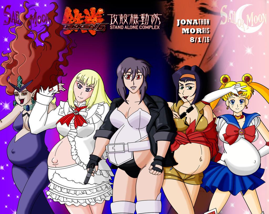 Pregnant animes deviantart