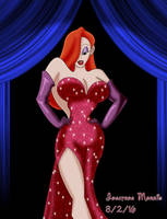 Jessica Rabbit by JAM4077