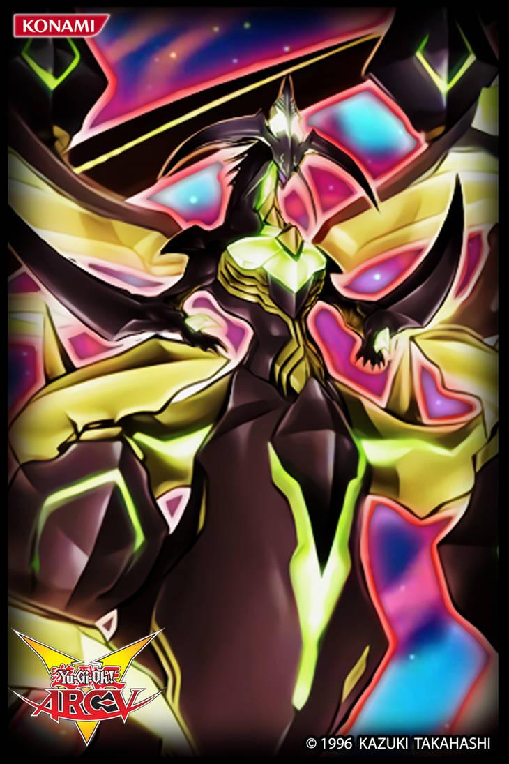 Supreme King Dragon Zarc Sleeve By Jam4077 On Deviantart