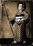 Mayternity - Edo Japan (Aged Photo)