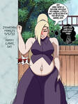 Ino in Labor by JAM4077