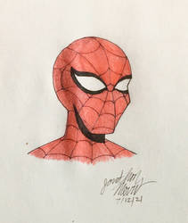 Draw Spider-Man with PatrickBrown Entry