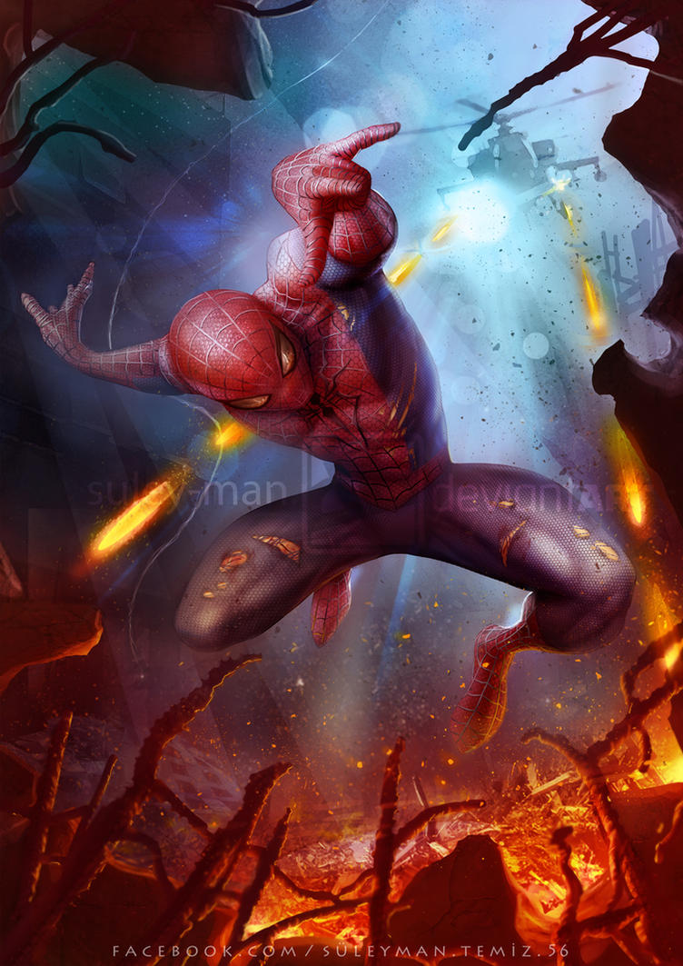 Spiderman by suley-man