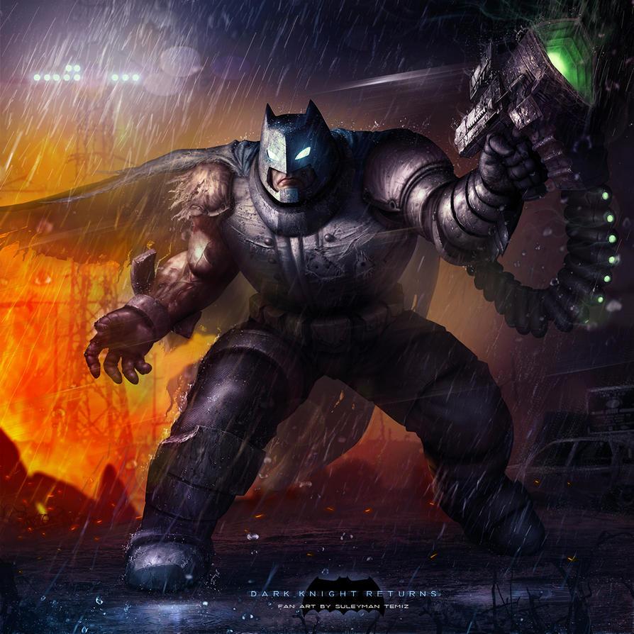 Dark Knight Returns Ba...
