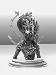 Alien Bust WIP