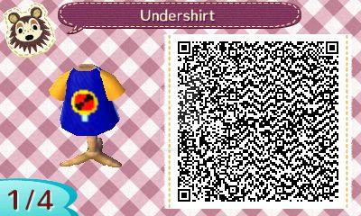 Undershirt P1