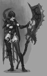 Girl concept by Artezianin