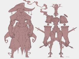 Fantasy chars 4