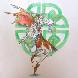 Celtic Autumn by alchemical-disaster