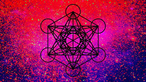 Cosmic ethereal metatrons cube
