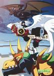 Digimon Story D-invasion