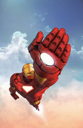 Iron Man by francis001