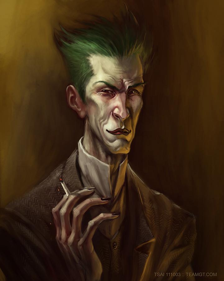 Joker by francis001