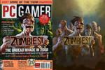 ZOMBIES for PCGamer magazine